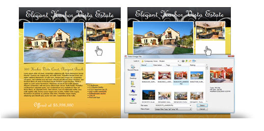 "Flyer Templates For ""FOR SALE BY OWNERS"""
