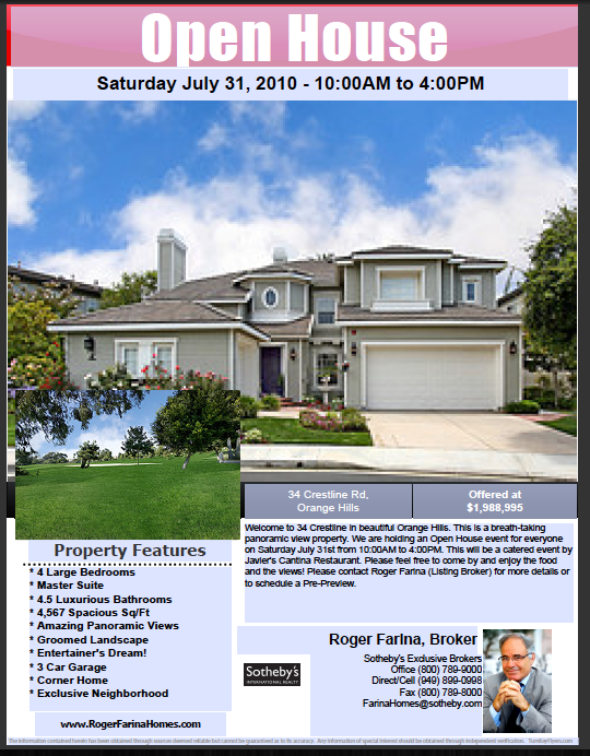 How to make a PDF real estate flyer (Step-by-Step) - Turnkey Flyers