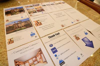 Open House Kit - New Listings