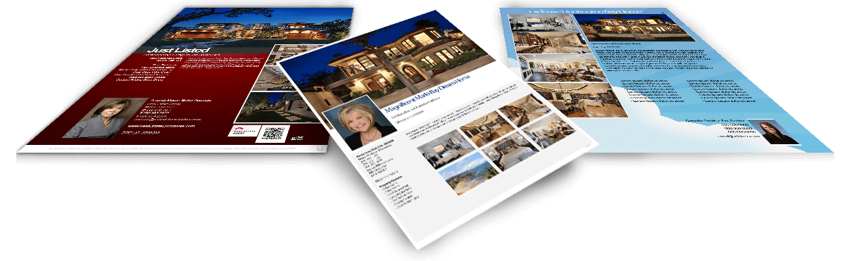 Real Estate Flyers PDF Templates Turnkey Flyers – Open House Flyers
