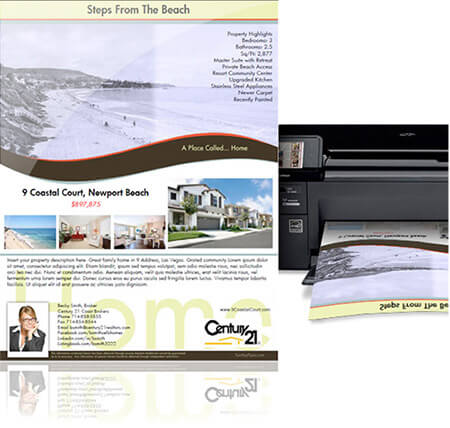 Real Estate Flyers Pdf Templates Turnkey Flyers