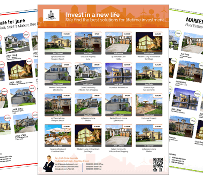 Multi Property Farming Flyer Pack